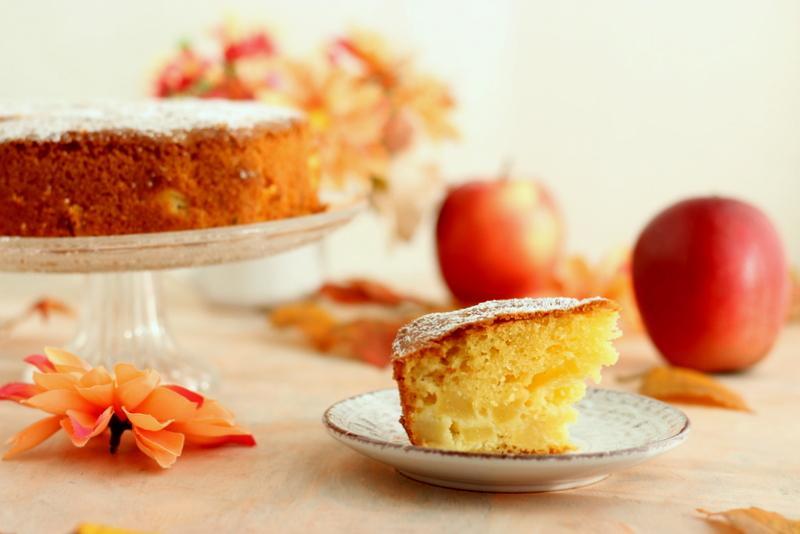 ricetta-torta-di-mele-e-cannella