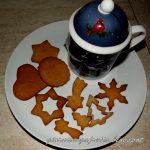 Biscotti alla cannella e zenzero:senza non è Natale