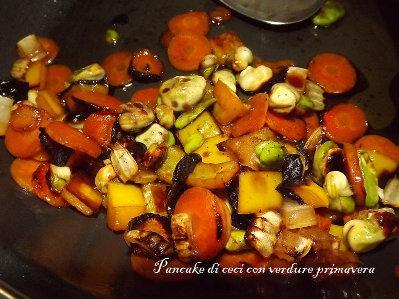 verdure alla soia