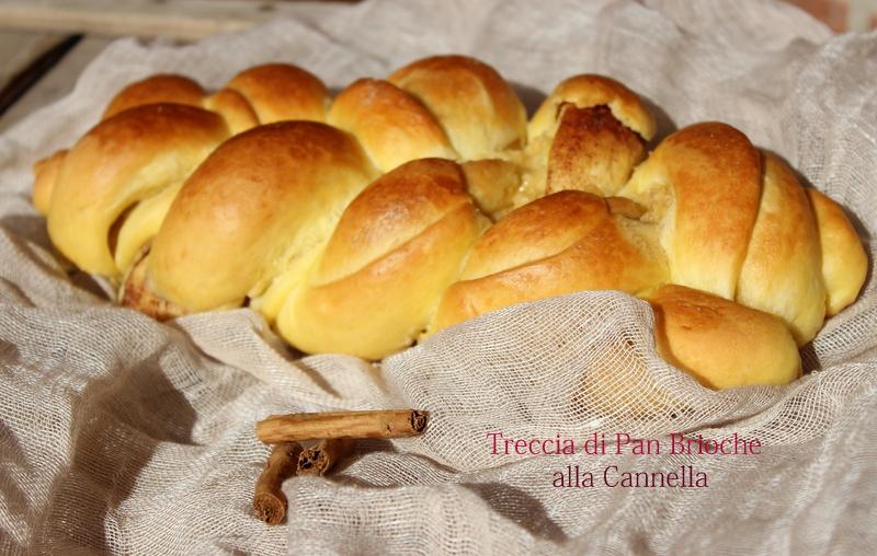 pan brioche alla cannella
