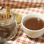 Preparato per cioccolata alla cannella