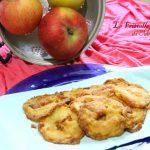 Le frittelle di mele