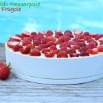 Semifreddo al mascarpone e fragole