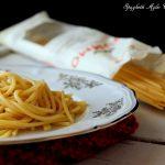Spaghetti aglio,olio e peperoncino