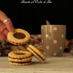 I biscotti all'occhio di bue