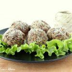 Polpette di manzo e quinoa