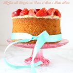 Fluffosa alla vaniglia con crema al Porto e frutta fresca