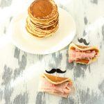 Pancake senza uova e senza latte