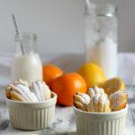 Madeline al limone arancio e zenzero