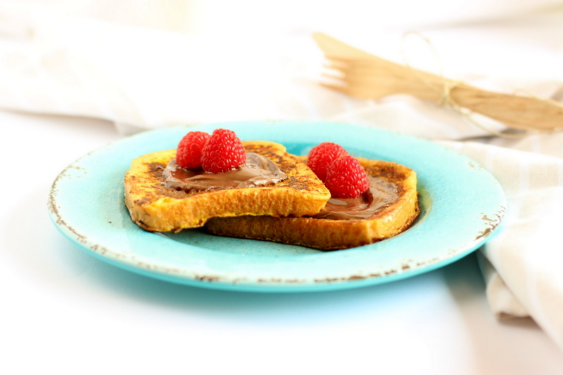 french toast ricetta facile