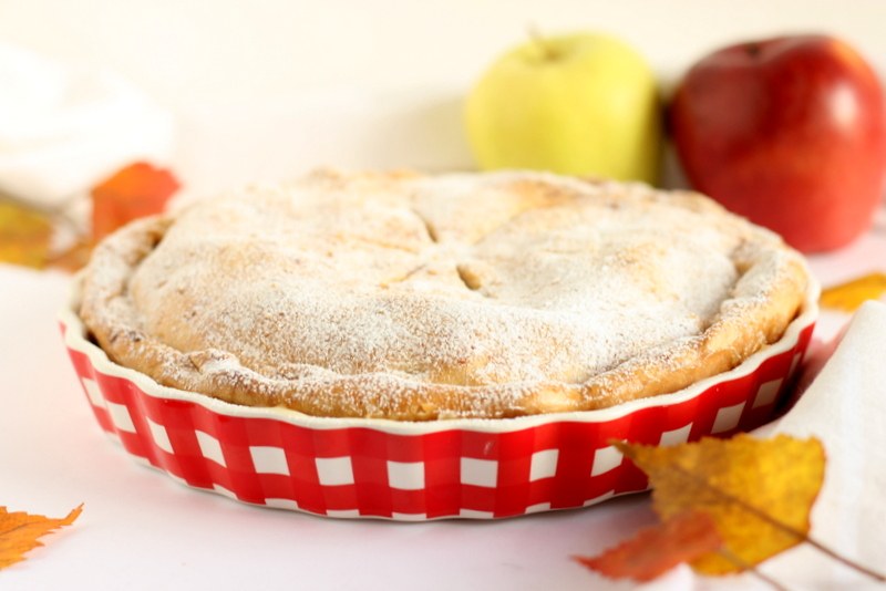 ricetta torta di mele americana