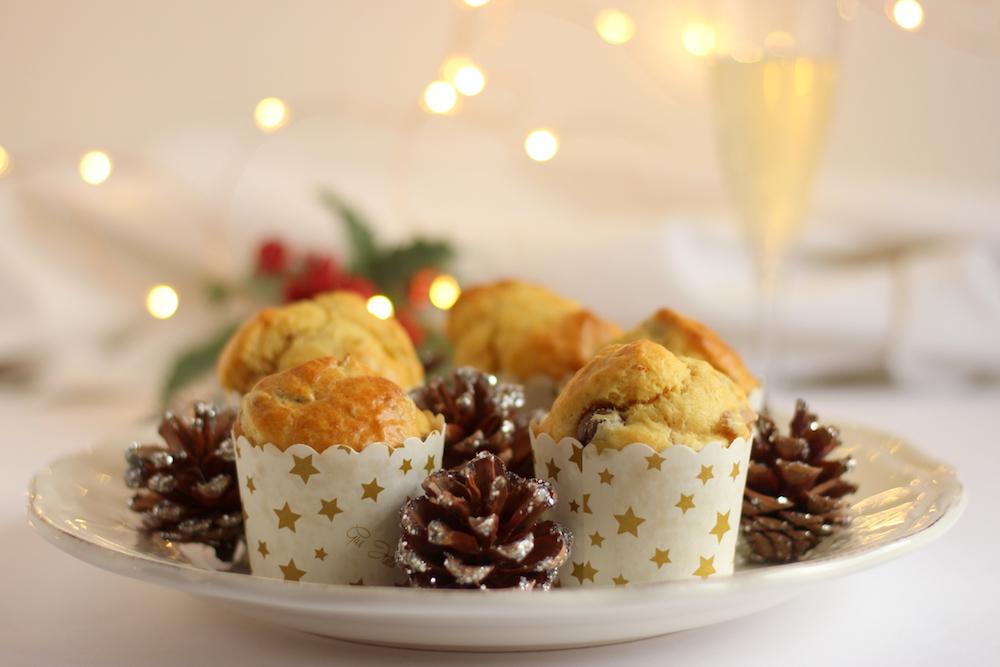 muffin al tonno e olive