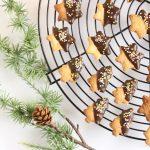 8 biscotti da confezionare e regalare a Natale