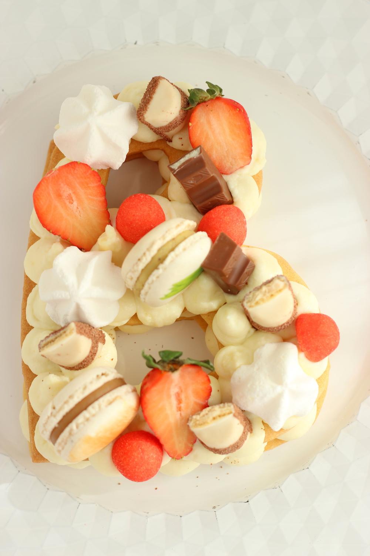 Cream tart con namelaka al cioccolato bianco e limone