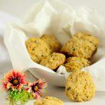 biscotti salati olive e carciofi