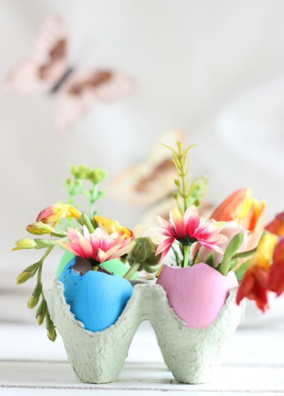 uova fiorite