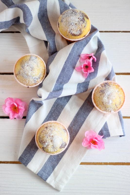 ricetta muffin marmorizzati