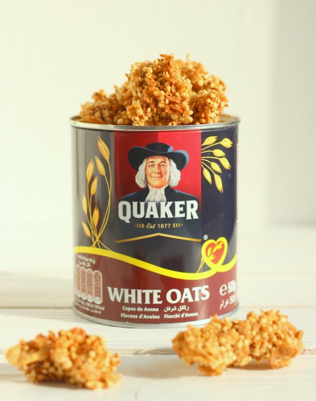 ricetta facile granola speziata