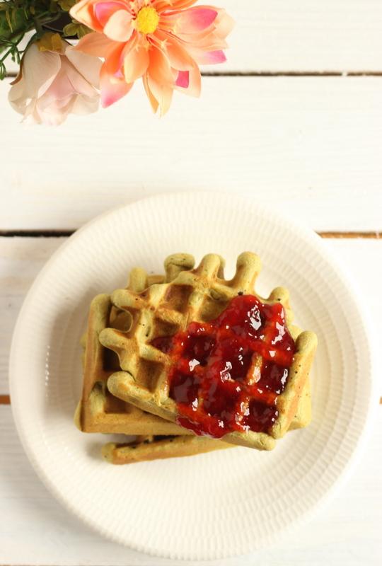 ricetta facile waffle