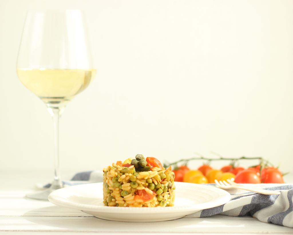 ricetta per risotto