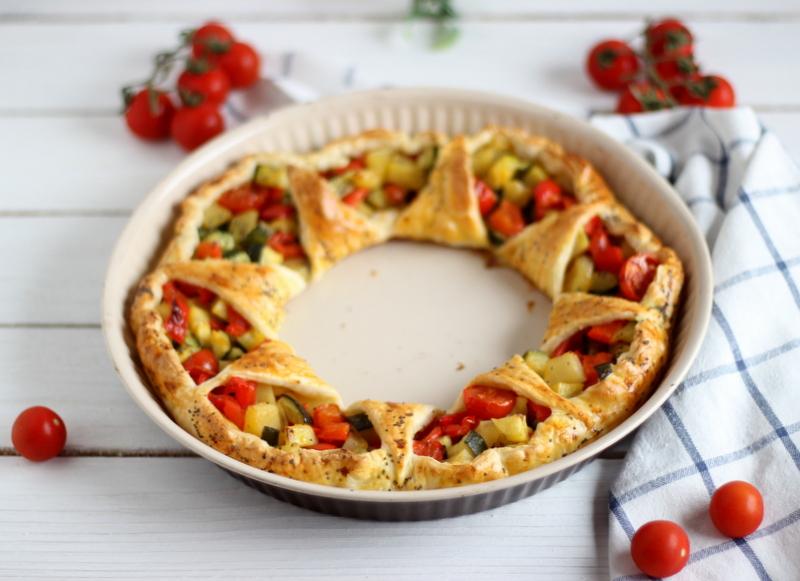 antipasto con verdure