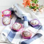 Muffin cocco e cioccolato fondente