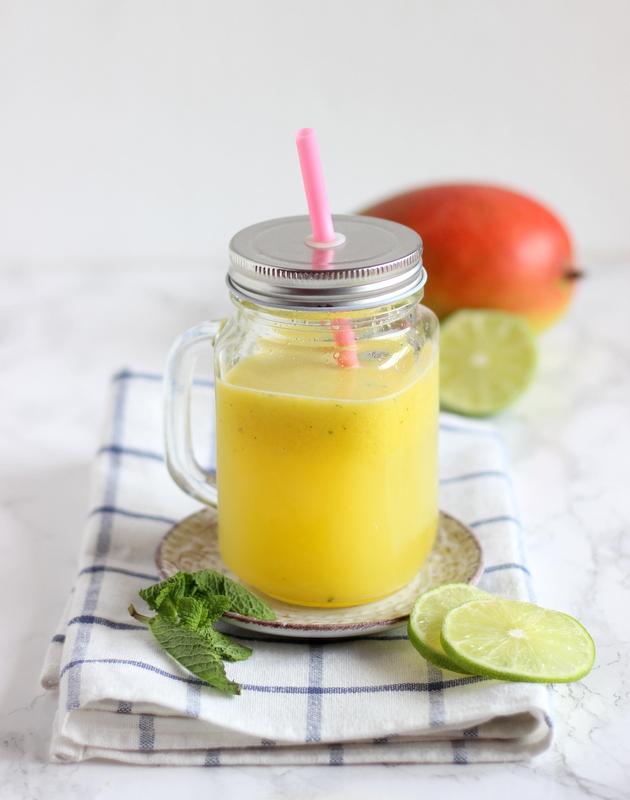 ricetta con mango