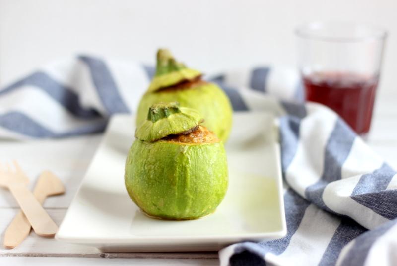 ricetta zucchine ripiene