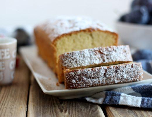 ricetta facile plumcake