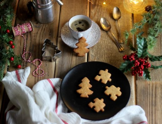 biscotti con crema speculoos