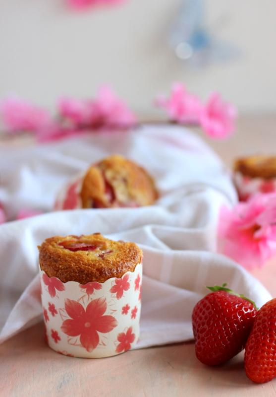 muffin-e-fragole