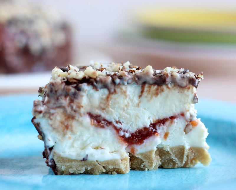 torta-gelato-croccante-alle-amarene