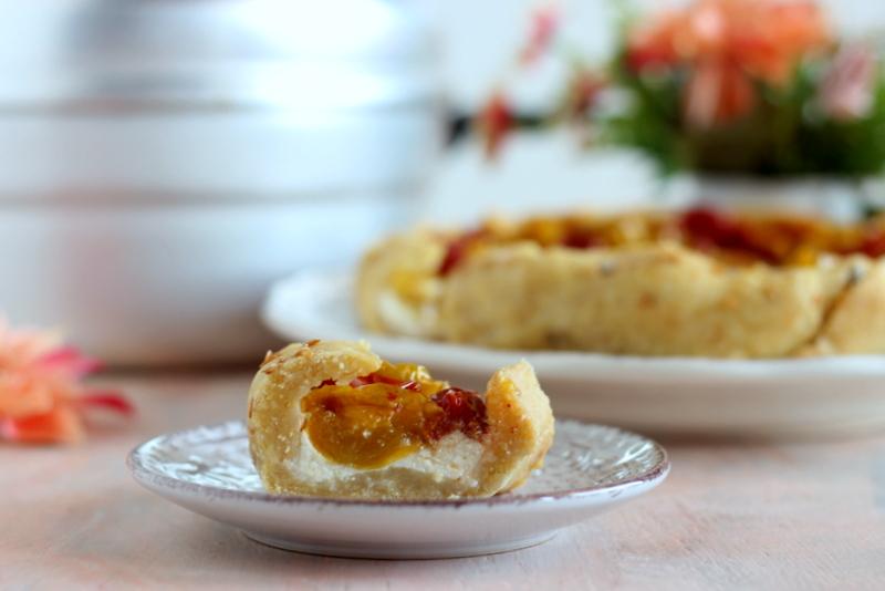 galette-pomodorini-e-ricotta