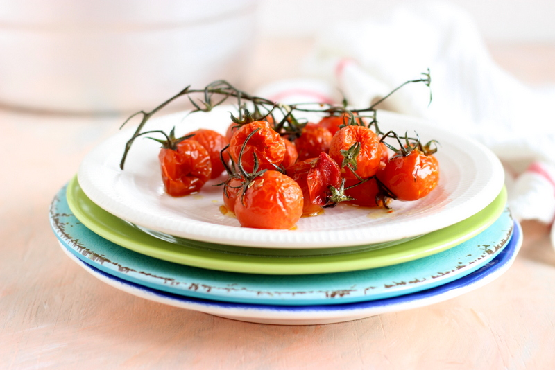 ricetta-pomodorini-arrosto