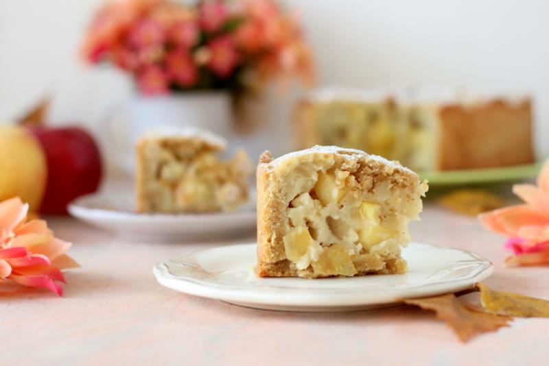 torta-con-frolla-al-burro-di-arachidi